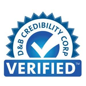 D&B Verified Logo