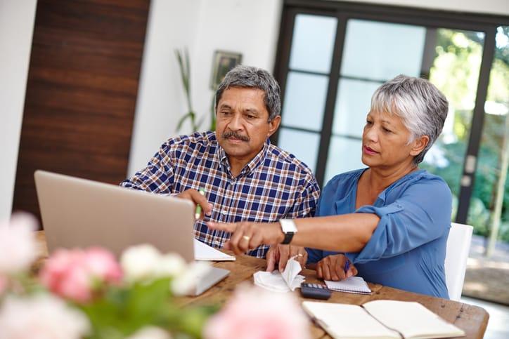 finances spouses