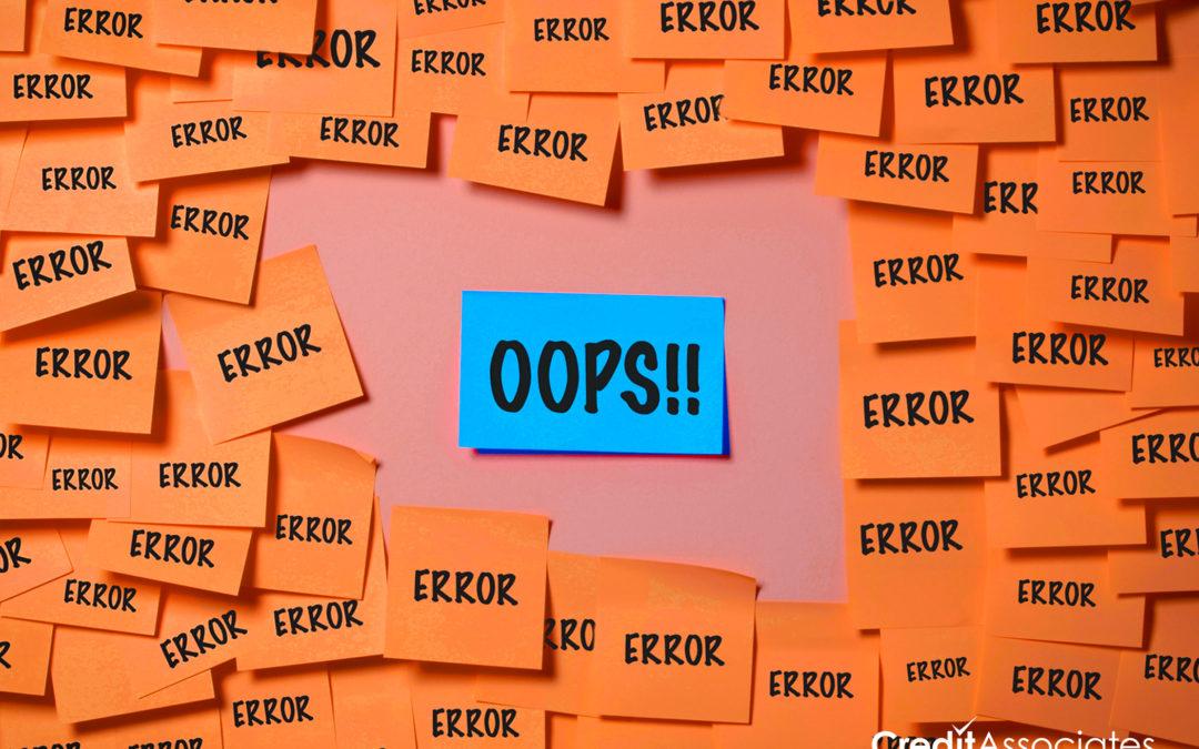 How to Dispute Credit Report Errors to Credit Bureaus