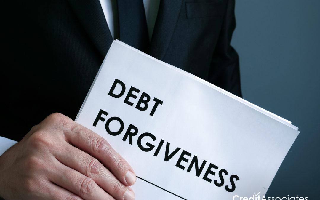 Debt Forgiveness Explained