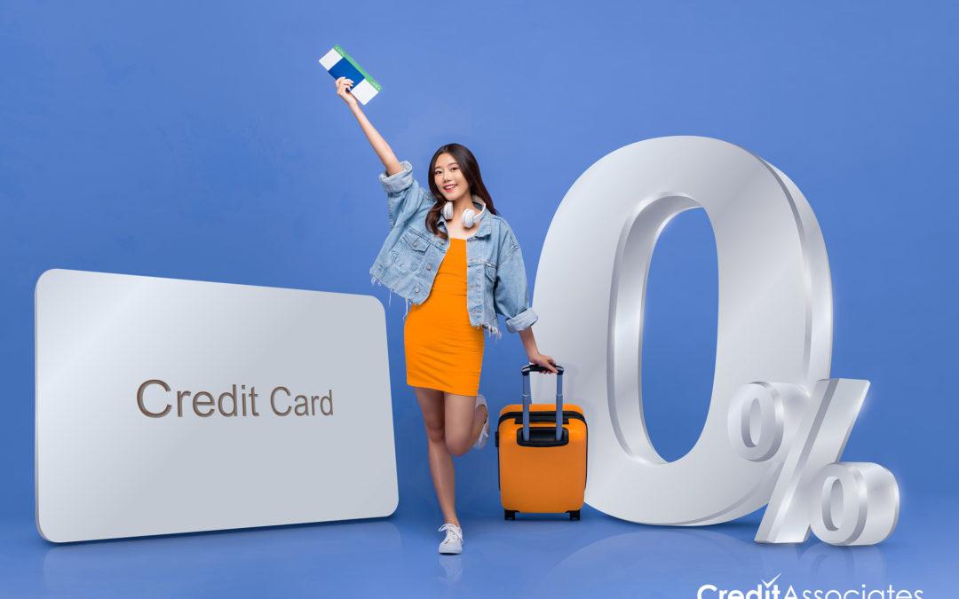 The Best Zero Interest Credit Cards