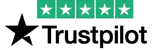 Trust Pilot 5 Star Rating