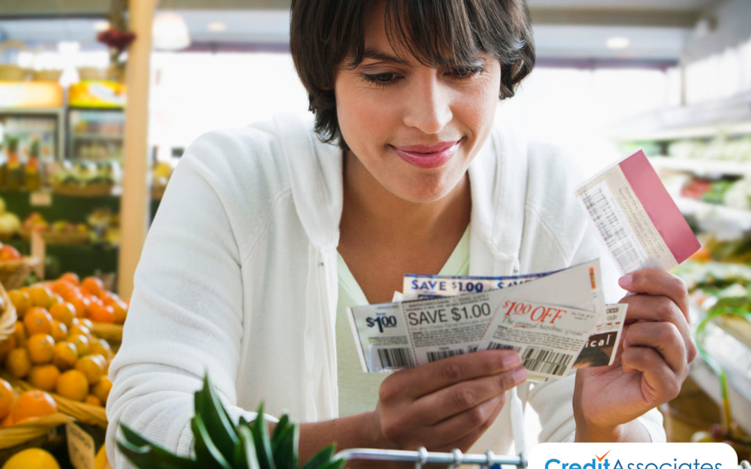 Couponing to Save Money
