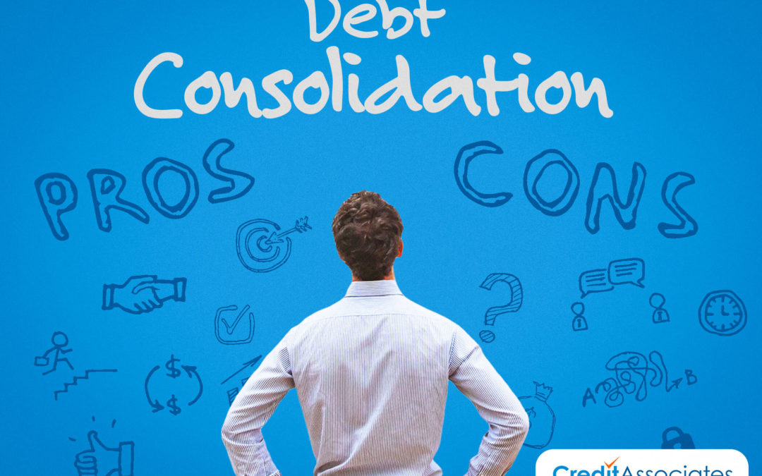 pros and cons of debt consolidation