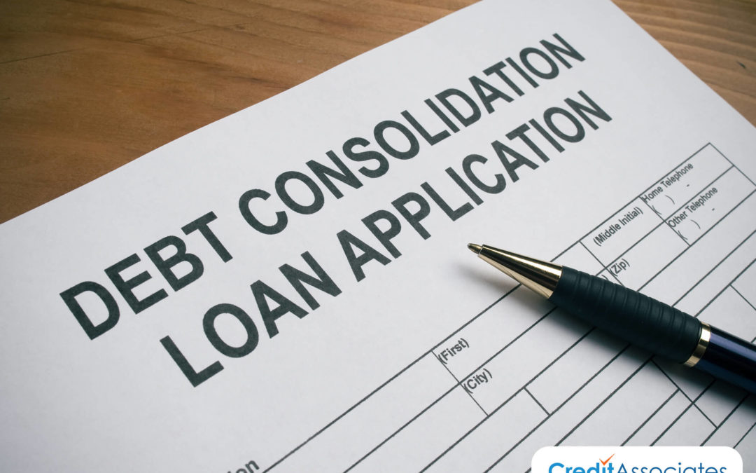 how Do debt consolidation loans work