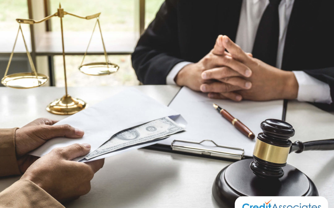 how much will a lawyer charge to negotiate with creditors